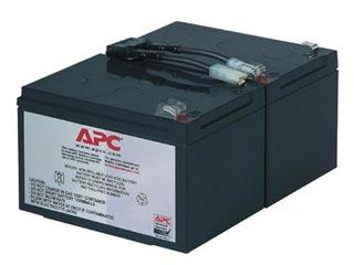 APC Replacement Battery Cartridge #6 [RBC6] Εικόνα 1