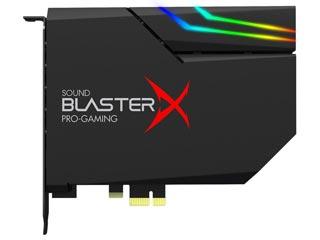 Creative Sound BlasterX RGB AE-5 Plus Pci Express [70SB174000003] Εικόνα 1