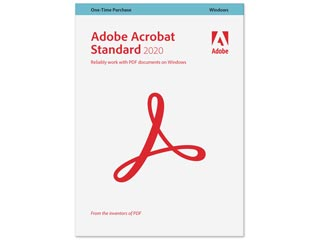 Adobe Acrobat Standard DC 2020  1 User ENG for Windows [65310932] Εικόνα 1