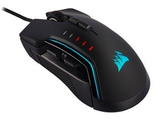 Corsair Glaive RGB Pro Gaming Mouse - Black [CH-9302211-EU] Εικόνα 1