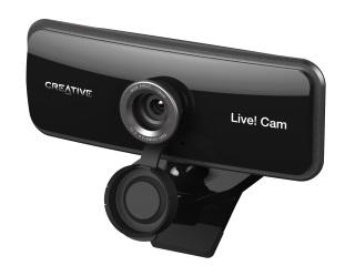 Creative Live WebCam! Sync 1080p FHD [73VF086000000] Εικόνα 1