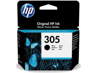HP 305 Black Inkjet Print Cartridge [3YM61AE] Εικόνα 1