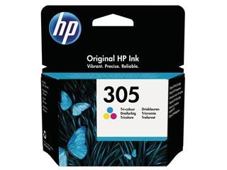 HP 305 Tri-Color Inkjet Print Cartridge [3YM60AE] Εικόνα 1