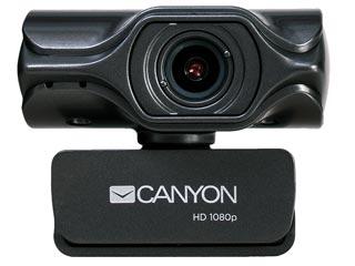 Canyon Quad HD Live Streaming Webcam [CNS-CWC6] Εικόνα 1
