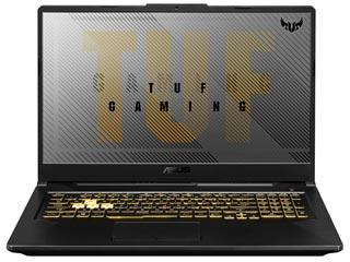 Asus TUF Gaming A17 (FA706II-H7097T) - Ryzen 7-4800H - 16GB - 512GB SSD + 1TB HDD - Nvidia GTX 1650 Ti 4GB - Win 10 Home [90NR03P1-M05140] Εικόνα 1