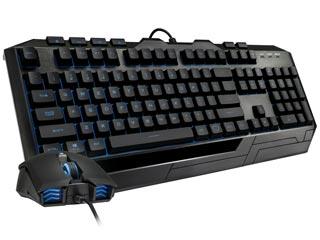 Cooler Master Devastator 3 Plus RGB Gaming Combo [SGB-3001-KKMF1-US] Εικόνα 1