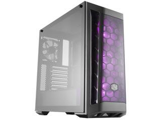 Cooler Master MasterBox MB511 Mesh RGB Windowed Mid-Tower Case Tempered Glass [MCB-B511D-KGNN-RGB] Εικόνα 1