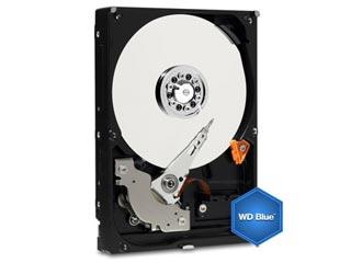 Western Digital 6TB Blue SATA III [WD60EZAZ] Εικόνα 1