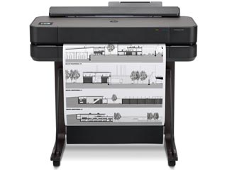HP Plotter DesignJet T650 24-in [5HB08A] Εικόνα 1