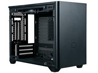 Cooler Master MasterBox NR200P Windowed Mini Tower Case Tempered Glass - Black [MCB-NR200P-KGNN-S00] Εικόνα 1