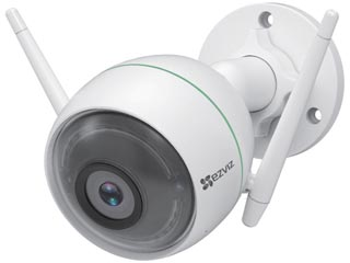 Ezviz CS-CV310-A0-1C2WFR C3WN Wireless Outdoor Day and Night Full HD 94° Camera with Dual Antenna [303101107] Εικόνα 1