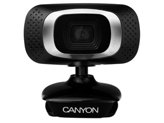 Canyon HD Live Streaming Webcam [CNE-CWC3N] Εικόνα 1
