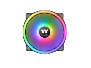 Thermaltake Fan Riing Trio 20 RGB Case Fan Premium Edition [CL-F083-PL20SW-A] Εικόνα 1