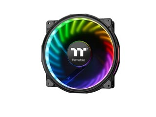 Thermaltake Fan Riing Plus 20 RGB Case Fan Premium Edition without Controller [CL-F070-PL20SW-A] Εικόνα 1