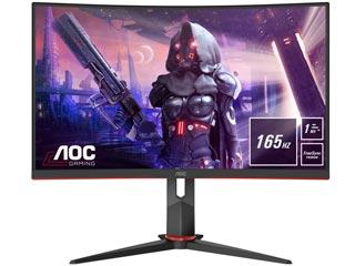 AOC C27G2U 27¨ Full HD Wide LED VA  - 165Hz / 1ms - AMD FreeSync [C27G2U/BK] Εικόνα 1