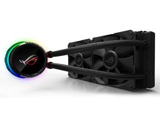 Asus ROG Ryuo 240 RGB Liquid CPU Cooler [90RC0040-M0UAY0] Εικόνα 1