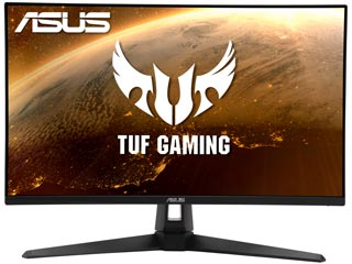 Asus TUF Gaming VG279Q1A 27¨ Full HD Wide LED IPS - 165Hz / 1ms with FreeSync [90LM05X0-B01170] Εικόνα 1