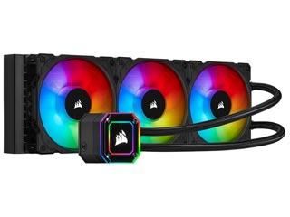 Corsair iCUE H150i Elite Capellix Liquid CPU Cooler 360mm [CW-9060048-WW] Εικόνα 1