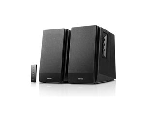 Edifier R1700BT 2.0 Bookshelf Multimedia Bluetooth Speakers - Black Εικόνα 1