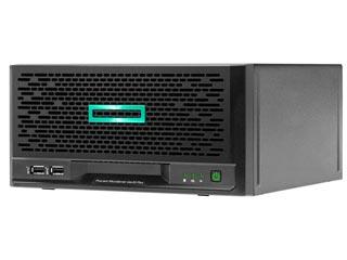 HPE ProLiant MicroServer Gen.10 Plus Intel Xeon E-2224 (3.4GHz) - 16GB [P16006-421] Εικόνα 1