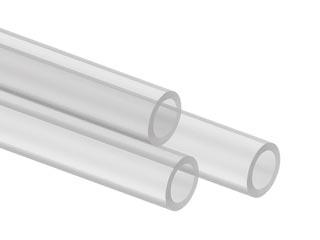 Corsair Hydro X Series XT - 3x 1m 14mm Hardline Tubing Satin Transparent [CX-9059005-WW] Εικόνα 1