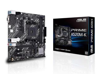 Asus Prime A520M-K [90MB1500-M0EAY0] Εικόνα 1