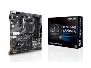 Asus Prime A520M-A [90MB14Z0-M0EAY0] Εικόνα 1