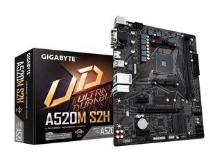 Gigabyte A520M S2H rev. 1.0 [GAA52MS2H-00-G] Εικόνα 1