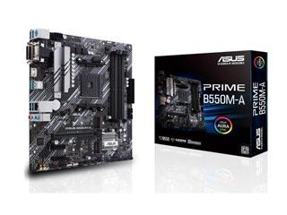 Asus Prime B550M-A [90MB14I0-M0EAY0] Εικόνα 1