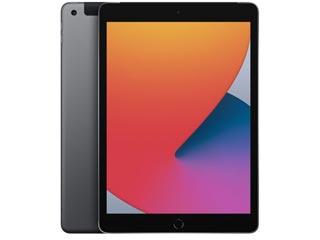 Apple iPad 8th Gen 10.2¨ 32GB Wi-Fi - Space Grey [MYL92] Εικόνα 1