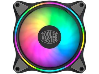 Cooler Master MasterFan Halo MF120 Fan Addressable RGB [MFL-B2DN-18NPA-R1] Εικόνα 1