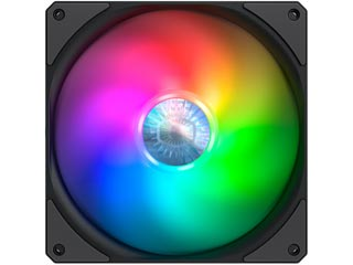 Cooler Master SickleFlow 140 Addressable RGB Fan [MFX-B4DN-14NPA-R1] Εικόνα 1