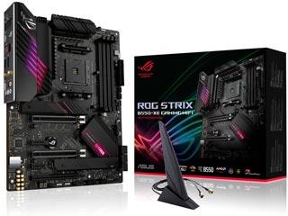Asus ROG Strix B550-XE Gaming WiFi [90MB17B0-M0EAY0] Εικόνα 1