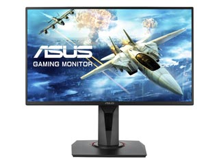 Asus VG258QR Full HD 24.5¨ Wide LED TN - 165Hz / 0.5ms with AMD FreeSync - Nvidia G-sync Compatible [90LM0453-B01370] Εικόνα 1