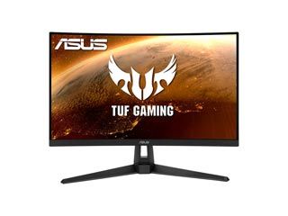 Asus TUF Gaming VG27WQ1B Quad HD 27¨ Curved Wide LED VA - 165Hz / 1ms with AMD FreeSync Premium - HDR10 [90LM0671-B01170] Εικόνα 1