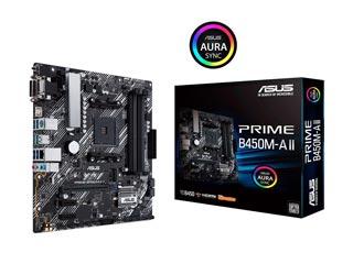 Asus Prime B450M-A II [90MB15Z0-M0EAY0] Εικόνα 1