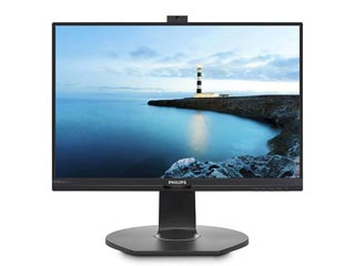 Philips 221B7QPJKEB Full HD 21.5¨ Wide LED IPS - 60Hz / 5ms - with Webcam [221B7QPJKEB] Εικόνα 1