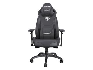Anda Seat Gaming Chair Throne Black [AD17-07-B-PV/C] Εικόνα 1