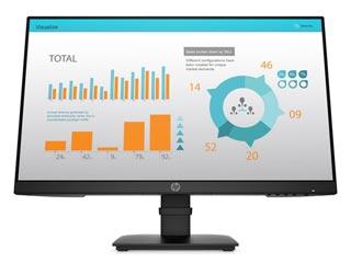 HP P24 G4 Full HD 23.8¨ Wide LED IPS - 60Hz / 5ms [1A7E5AA] Εικόνα 1