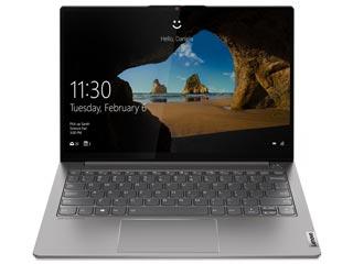 Lenovo ThinkBook 13s ITL i7-1165G7 - 16GB - 512GB SSD - Intel Iris Xe Graphics - Win 10 Pro [20V90004GM] Εικόνα 1