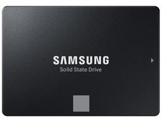 Samsung 500GB SSD 870 Evo Series 2.5 SATA III [MZ-77E500B] Εικόνα 1