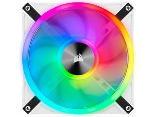 Corsair iCUE QL140 RGB 140mm PWM - Single Pack - White [CO-9050105-WW] Εικόνα 1