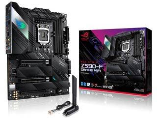 Asus ROG Strix Z590-F Gaming Wi-Fi [90MB1630-M0EAY0] Εικόνα 1