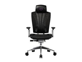 Cooler Master Ergo L Gaming Chair - Black [CMI-GCEL-2019] Εικόνα 1