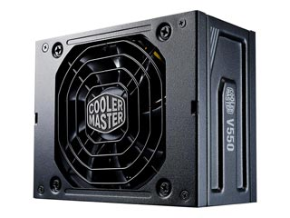Cooler Master V550 SFX Gold Full Modular Power Supply [MPY-5501-SFHAGV-EU] Εικόνα 1