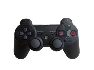 ZeroGround Saito Gamepad for PS3 with Dual Vibration and Bluetooth [GP-1200BT] Εικόνα 1