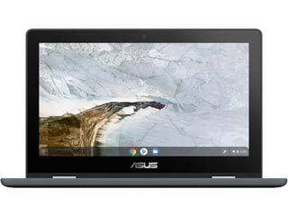 Asus Chromebook Flip C214 (C214MA-BU0475) - Intel Celeron N4020 - 4GB - 64GB eMMC - Chrome OS [90NX0291-M05710] Εικόνα 1