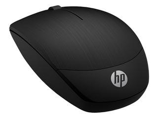 HP X200 Wireless  Optical Mouse - Black [6VY95AA] Εικόνα 1