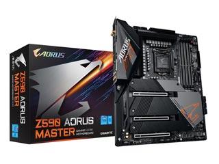 Gigabyte Z590 AORUS Master rev.1.0 Εικόνα 1