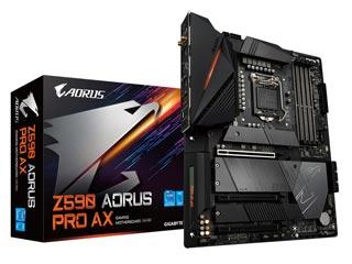 Gigabyte Z590 AORUS Pro AX (Rev.1.0) [GAZ59PROW-00-G] Εικόνα 1